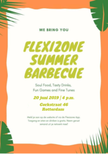 Flexizone Summer Barbecue